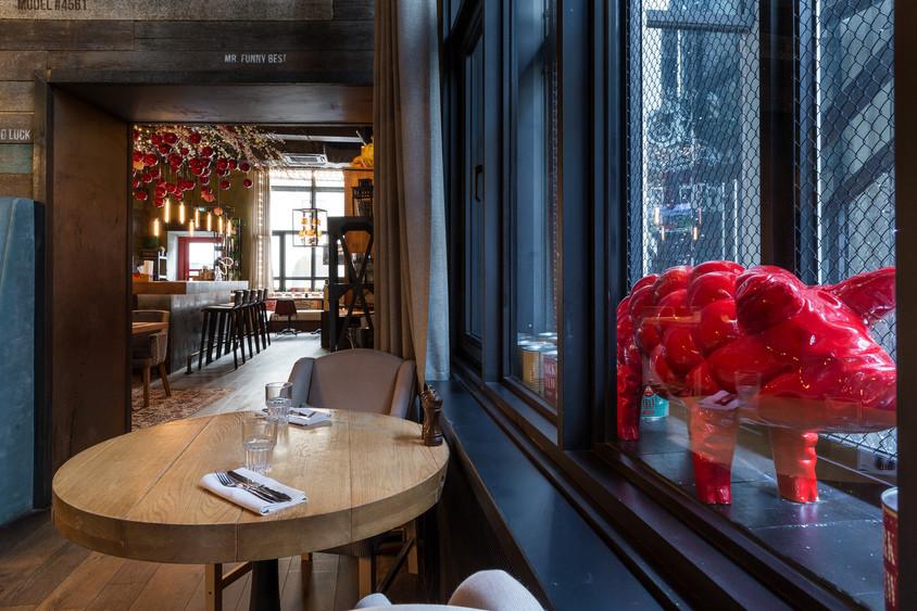 Ресторан, Банкетный зал на 20 персон в ЦАО, м. Чеховская, м. Пушкинская, м. Тверская от 5000 руб. на человека