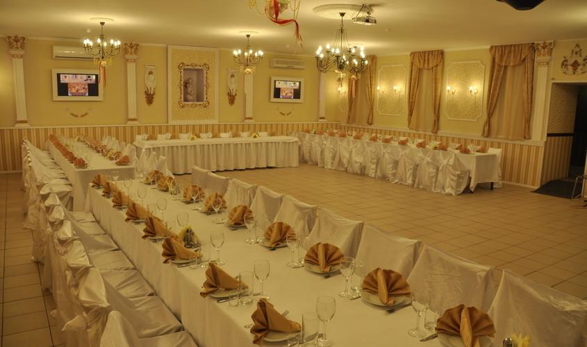 Банкетный зал на 100 персон в ЦАО, м. Сухаревская, м. Проспект Мира, м. Цветной бульвар от 2500 руб. на человека