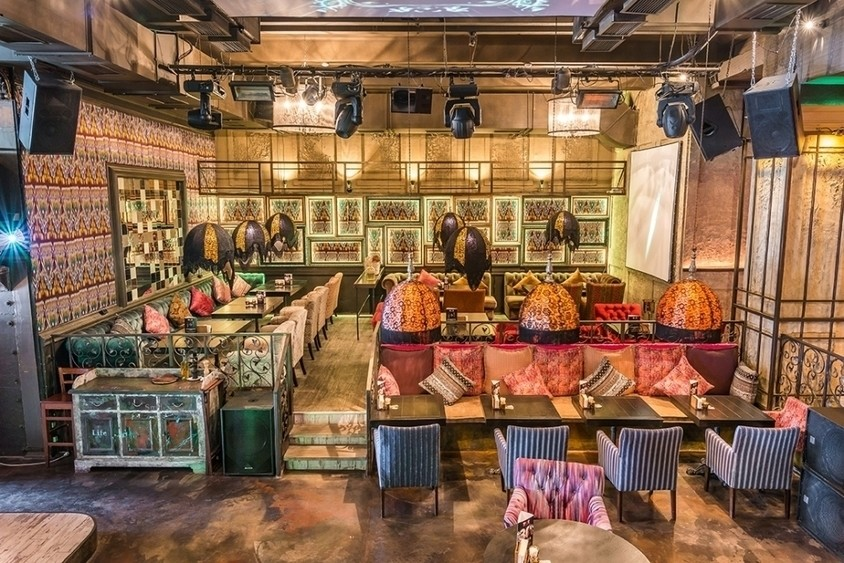 Ресторан на 120 персон в ЦАО, м. Пушкинская, м. Тверская, м. Чеховская от 2000 руб. на человека