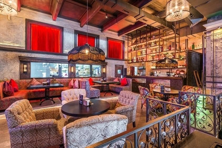 Ресторан на 120 персон в ЦАО, м. Пушкинская, м. Чеховская, м. Тверская от 2000 руб. на человека
