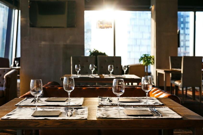 Ресторан на 60 персон в ЦАО, м. Выставочная, м. Деловой центр от 8000 руб. на человека