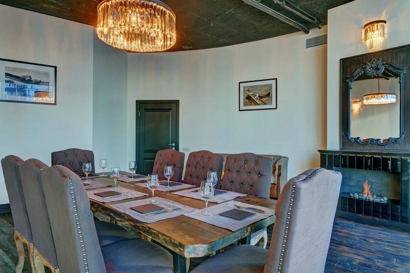 Ресторан на 18 персон в ЦАО, м. Выставочная, м. Деловой центр от 5000 руб. на человека