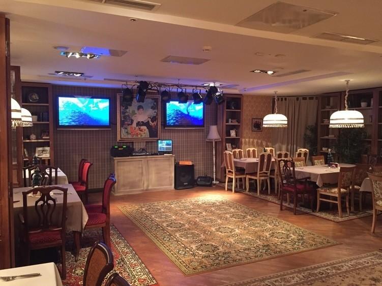 Ресторан на 60 персон в ЦАО, м. Арбатская, м. Смоленская от 1500 руб. на человека