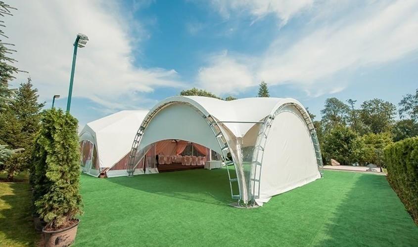 Всесезонный шатер La Magnifique