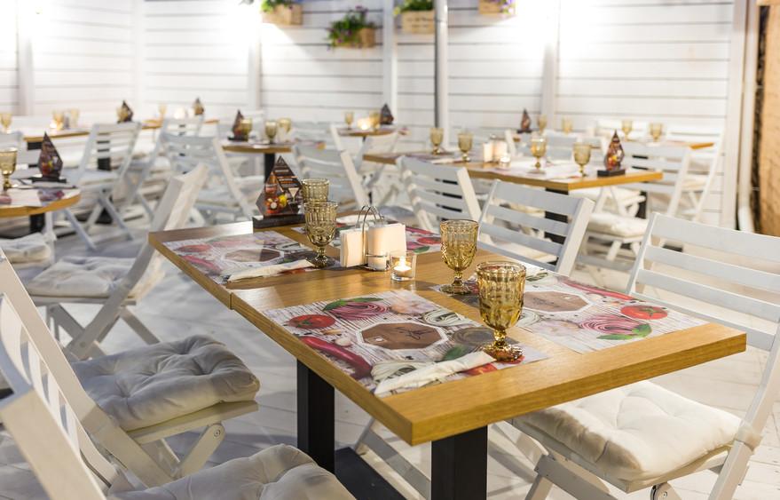 Ресторан, Кафе, Летняя веранда на 25 персон в ЦАО, м. Китай-город от 1500 руб. на человека
