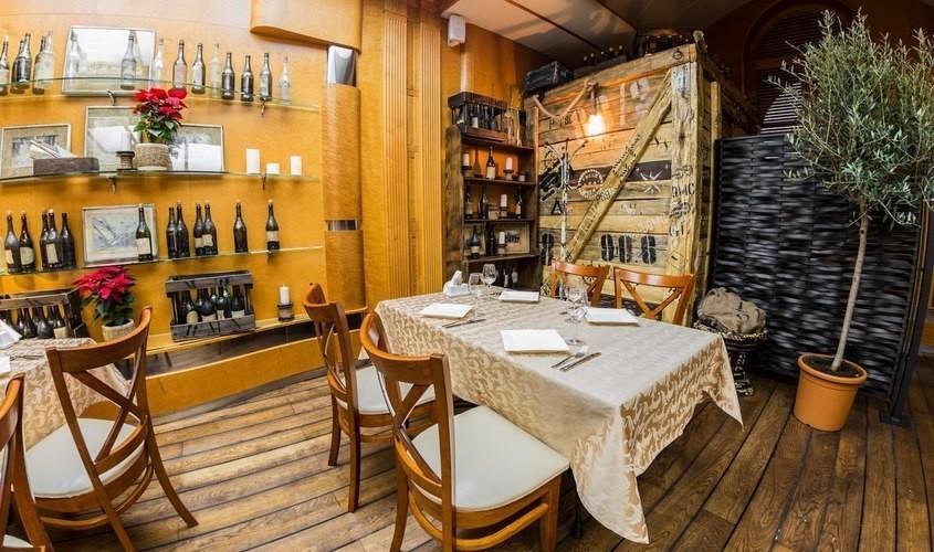 Ресторан, Банкетный зал на 30 персон в СЗАО, м. Щукинская от 4000 руб. на человека