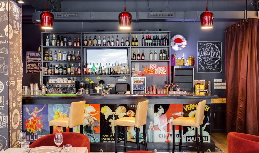 Ресторан, Банкетный зал на 90 персон в ЮАО, ЮВАО, м. Домодедовская, м. Орехово, м. Царицыно от 1500 руб. на человека