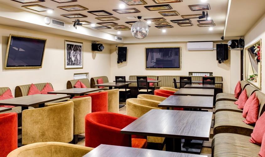 Ресторан, Банкетный зал на 50 персон в ЮВАО, ВАО, м. Кузьминки, м. Рязанский проспект, м. Волжская от 1500 руб. на человека