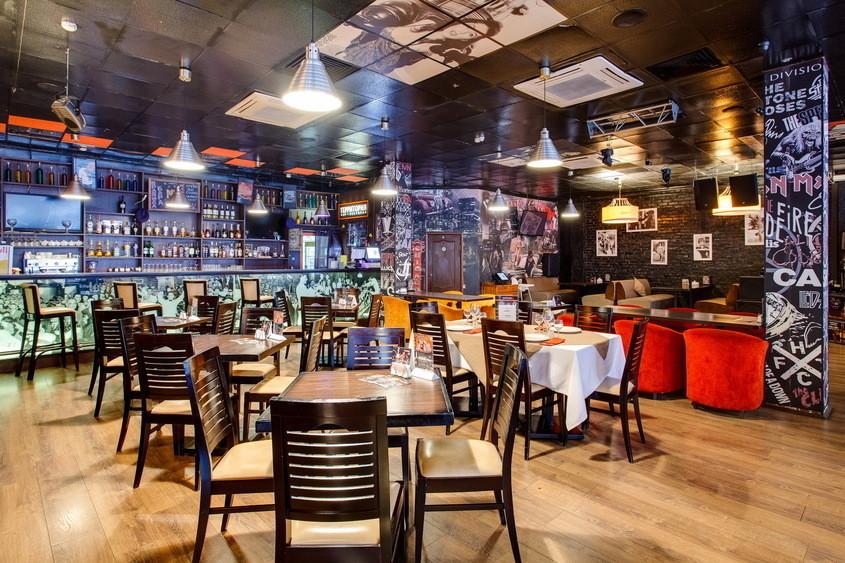 Ресторан, Банкетный зал на 100 персон в ЮВАО, м. Братиславская, м. Марьино, м. Алма-Атинская от 2500 руб. на человека
