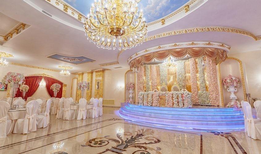 Банкетный зал на 650 персон в ЗАО, м. Молодежная, м. Славянский бульвар от 5000 руб. на человека