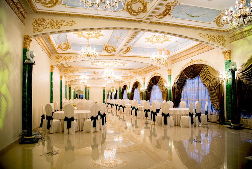 Банкетный зал на 150 персон в ЗАО, м. Молодежная, м. Славянский бульвар от 5000 руб. на человека