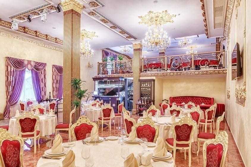 Ресторан на 130 персон в ЗАО, м. Молодежная, м. Славянский бульвар от 5000 руб. на человека