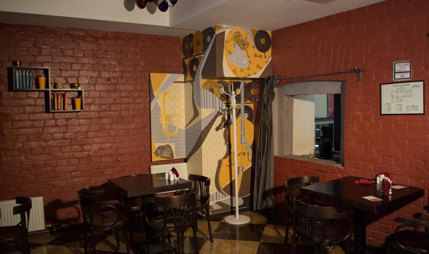 Кафе на 16 персон в ЦАО, м. Красные ворота, м. Курская от 1500 руб. на человека