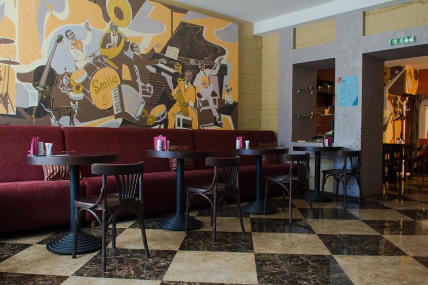Кафе на 12 персон в ЦАО, м. Курская, м. Красные ворота от 2000 руб. на человека