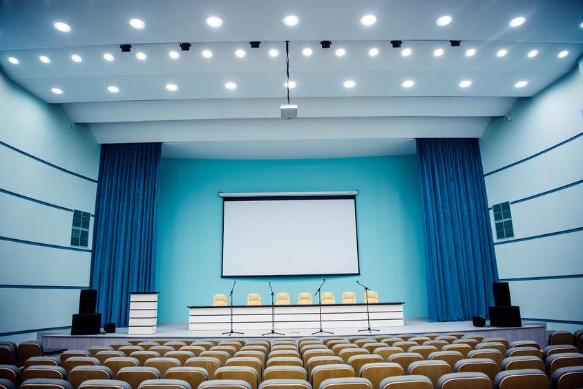 Конференц-зал на 365 персон в САО, м. Дмитровская, м. Динамо от 3500 руб. на человека