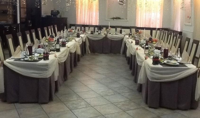 Основной зал / караоке