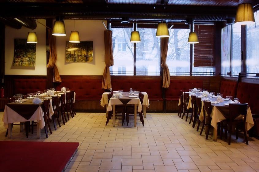 Ресторан, Банкетный зал на 60 персон в ЮАО, м. Коломенская от 1100 руб. на человека