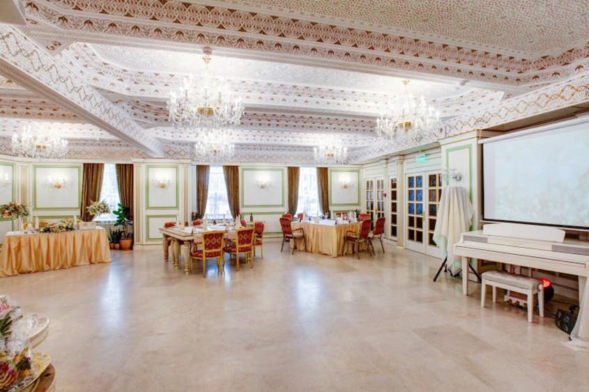 Ресторан на 60 персон в ЦАО, м. Парк культуры, м. Смоленская, м. Кропоткинская от 3000 руб. на человека