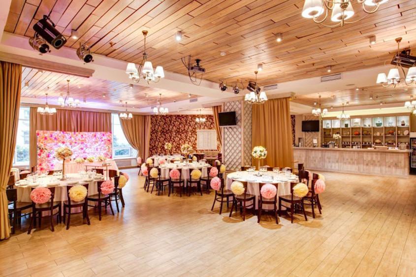 Ресторан на 120 персон в ЦАО, м. Павелецкая от 3500 руб. на человека