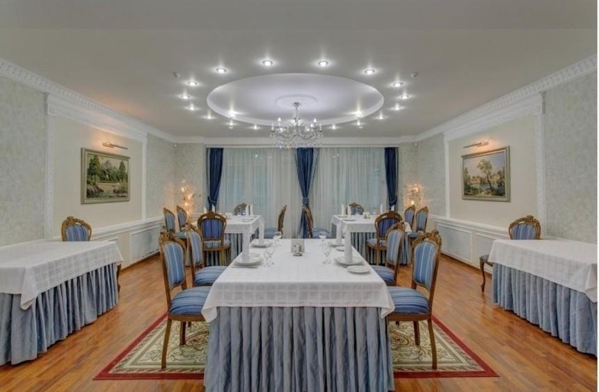 Банкетный зал, При гостинице на 40 персон в ЮЗАО, м. Тропарево, м. Коньково от 2000 руб. на человека