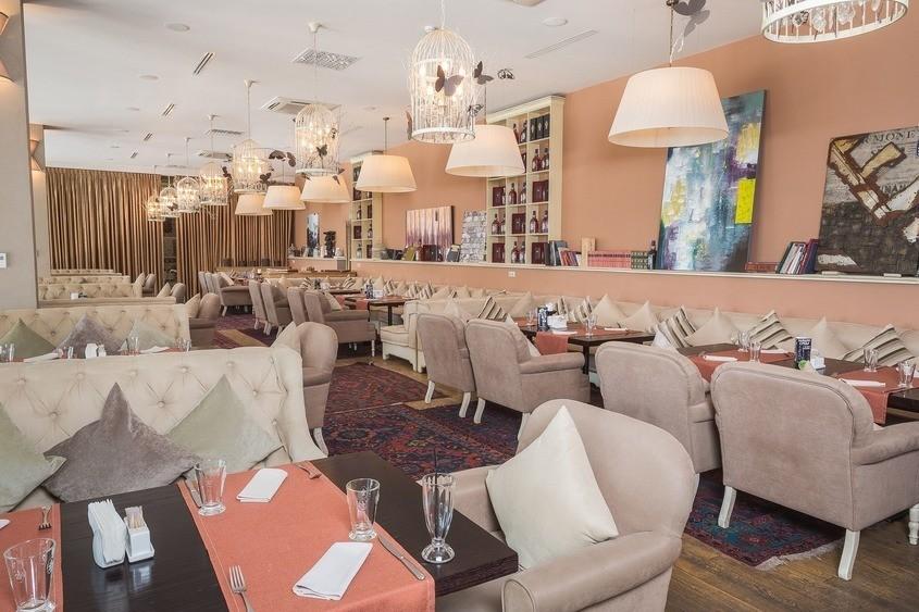 Ресторан, Банкетный зал на 90 персон в ЗАО,  от 3000 руб. на человека
