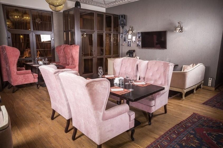 Ресторан, Банкетный зал на 35 персон в ЗАО,  от 3000 руб. на человека