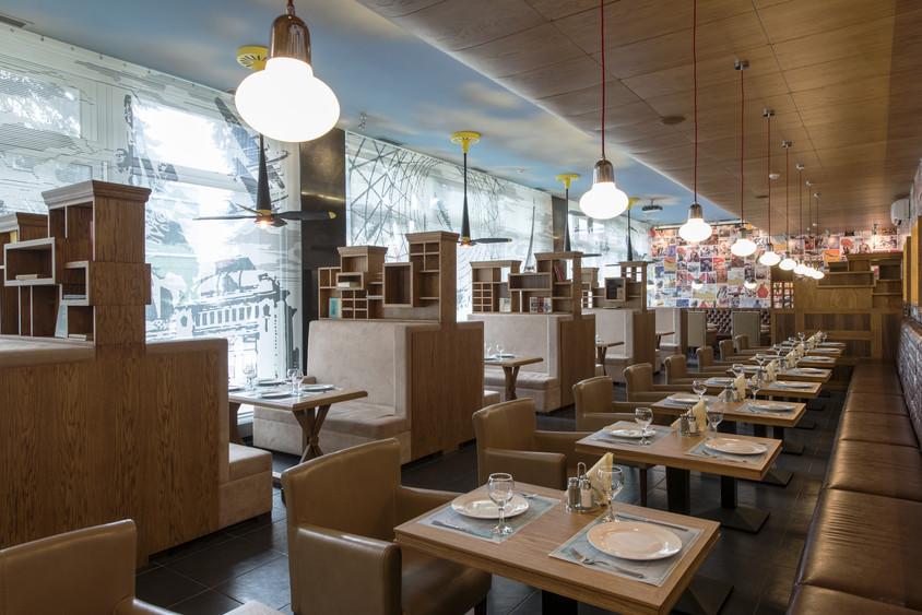 Ресторан, При гостинице на 40 персон в САО, м. Аэропорт, м. Динамо от 2000 руб. на человека