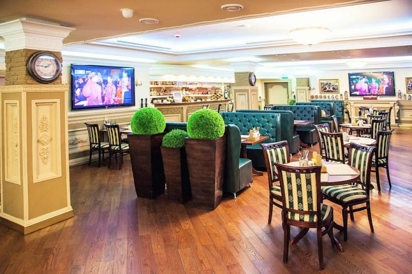 Ресторан на 120 персон в ЗАО, м. Фили, м. Филевский парк, м. Багратионовская от 3000 руб. на человека