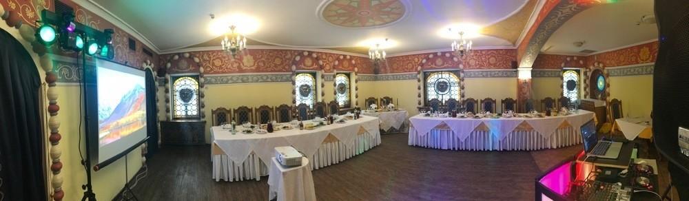 Банкетный зал, При гостинице на 40 персон в ЦАО, м. Сухаревская, м. Тургеневская от 2500 руб. на человека