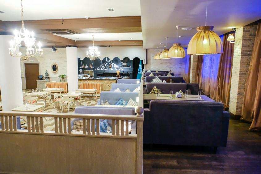 Ресторан, Банкетный зал на 130 персон в ЮЗАО, м. Проспект Вернадского от 1500 руб. на человека