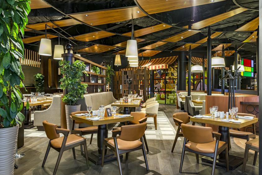Ресторан, Банкетный зал на 60 персон в ЗАО, м. Кунцевская от 2500 руб. на человека