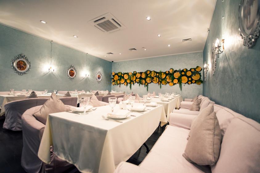 Ресторан на 50 персон в ЮАО, м. Каширская, м. Коломенская от 2000 руб. на человека