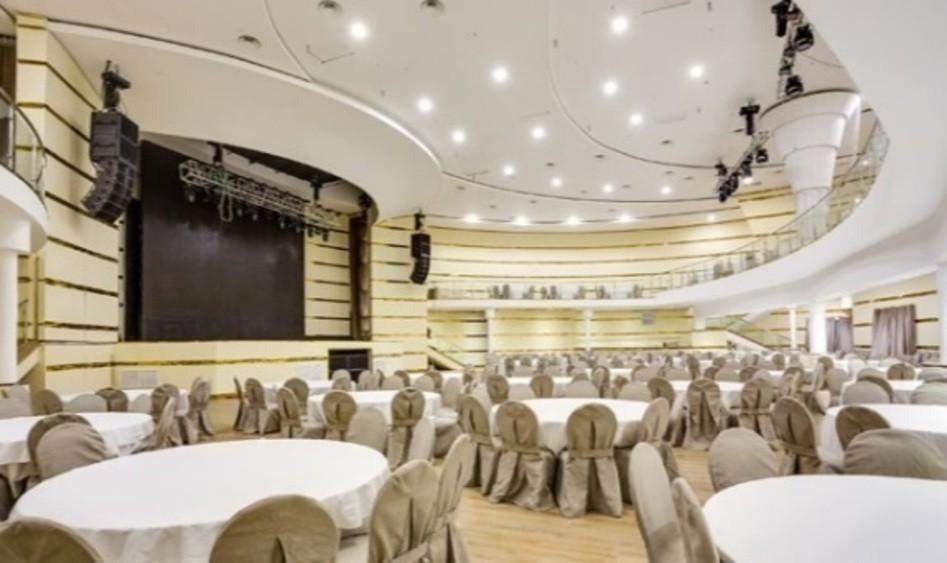 Банкетный зал на 600 персон в ЦАО, м. Цветной бульвар от 5000 руб. на человека