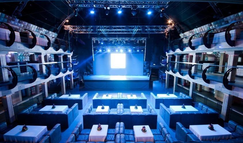 Банкетный зал на 450 персон в ЦАО, м. Кропоткинская, м. Полянка от 5000 руб. на человека