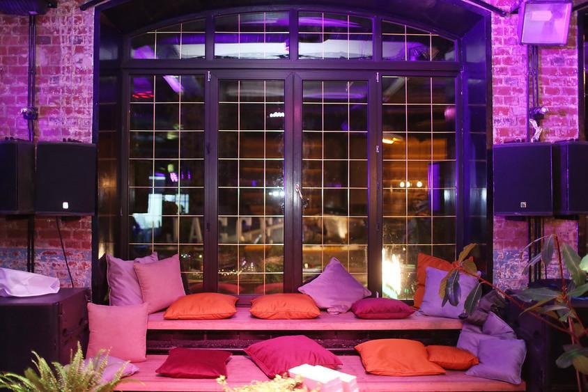 Ресторан, Банкетный зал на 50 персон в ЦАО, м. Улица 1905 года от 4000 руб. на человека