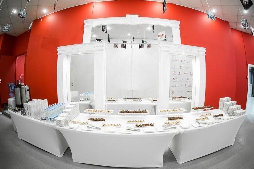 Банкетный зал на 130 персон в ЦАО, м. Фрунзенская от 2000 руб. на человека