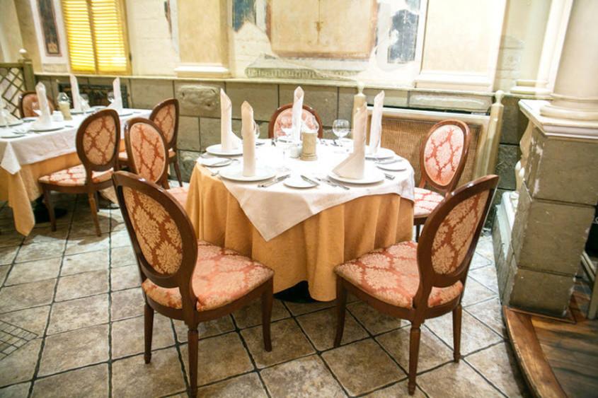Ресторан на 60 персон в ЦАО, м. Бауманская, м. Красносельская, м. Комсомольская, м. Сокольники от 2500 руб. на человека