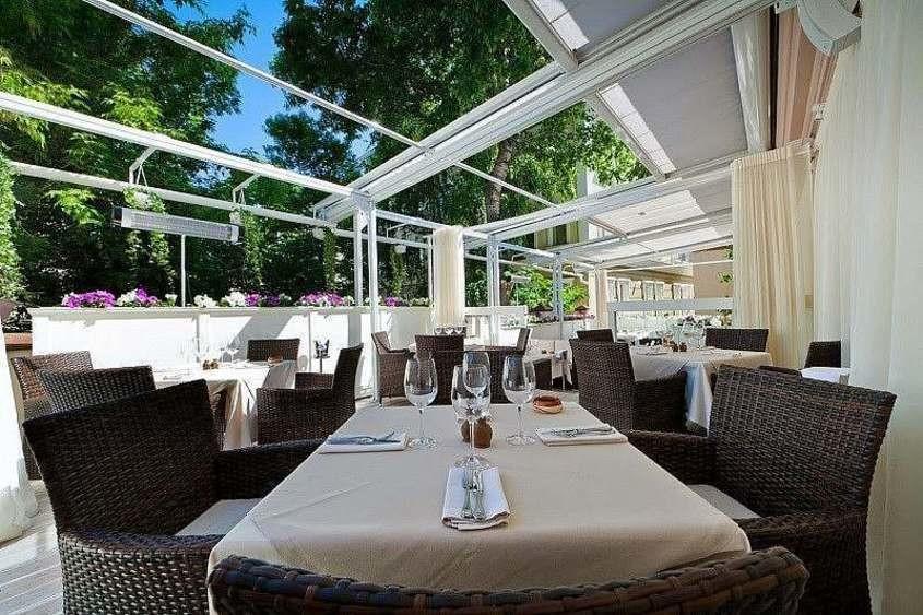 Ресторан, Летняя веранда на 15 персон в ЦАО, м. Китай-город от 4000 руб. на человека