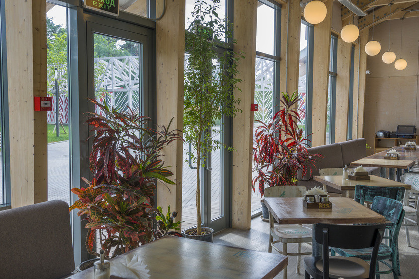 Ресторан, Банкетный зал, Летняя веранда, У воды на 80 персон в СВАО, м. Ботанический сад, м. ВДНХ от 2000 руб. на человека