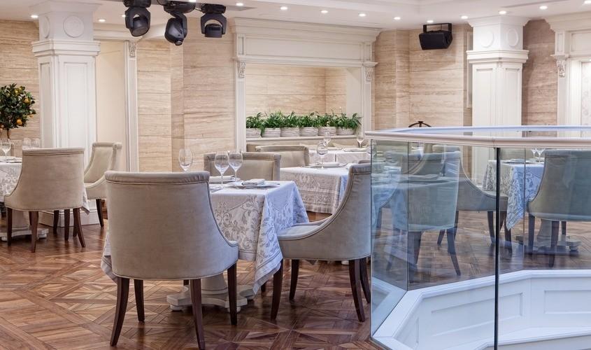 Ресторан, Банкетный зал на 60 персон в ЦАО, м. Тверская, м. Пушкинская, м. Чеховская от 4000 руб. на человека