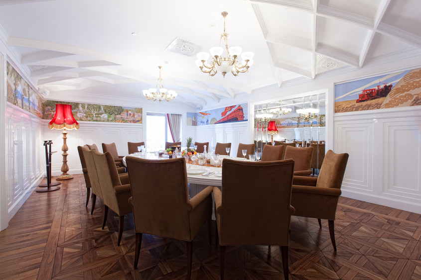 Ресторан, Банкетный зал на 20 персон в ЦАО, м. Тверская, м. Пушкинская, м. Чеховская от 5000 руб. на человека
