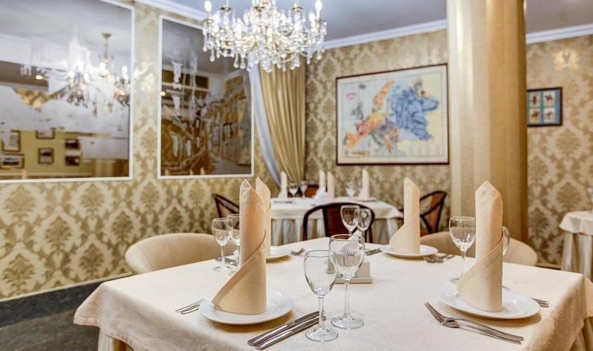 Ресторан, Банкетный зал на 20 персон в ЦАО, м. Таганская от 2500 руб. на человека