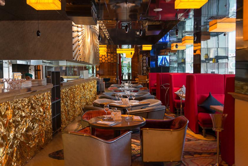 Ресторан, Банкетный зал на 80 персон в ЦАО, м. Выставочная, м. Деловой центр, м. Международная от 3000 руб. на человека