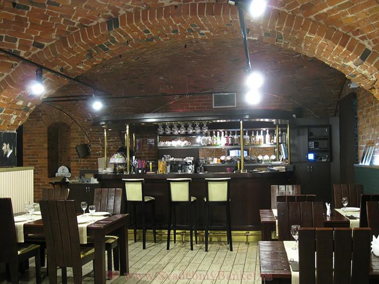 Ресторан, Банкетный зал на 60 персон в ВАО, м. Электрозаводская, м. Семеновская от 2000 руб. на человека