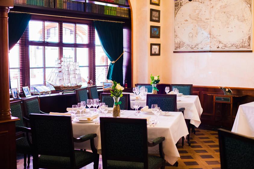 Ресторан, Банкетный зал на 60 персон в ЦАО, м. Лубянка, м. Китай-город от 3000 руб. на человека