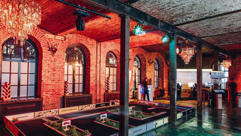 Банкетный зал на 120 персон в ЮАО, м. Автозаводская от 4000 руб. на человека