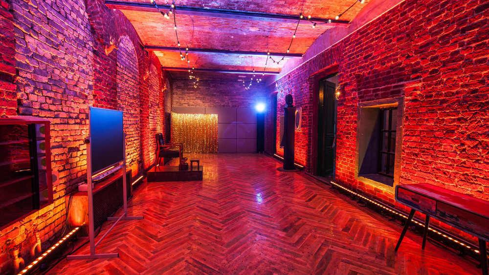 Банкетный зал на 40 персон в ЮАО, м. Автозаводская от 4000 руб. на человека