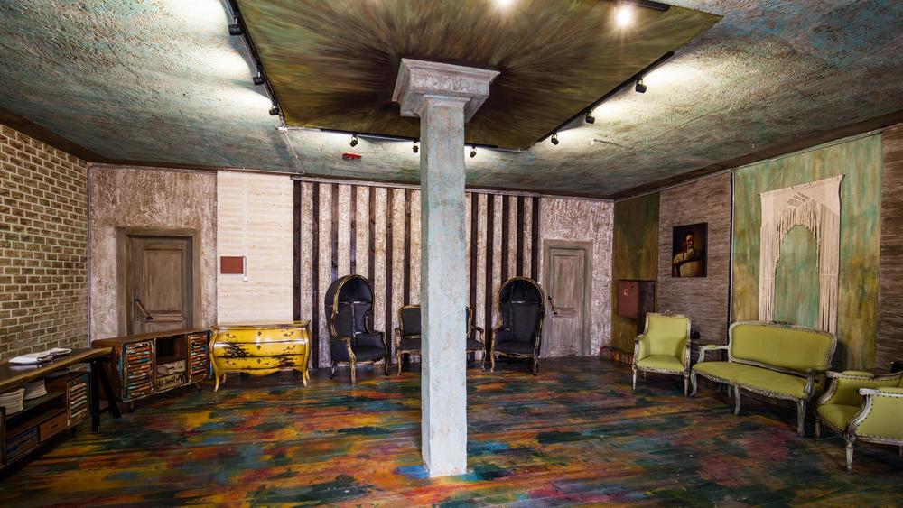 Банкетный зал на 50 персон в ЮАО, м. Автозаводская от 4000 руб. на человека