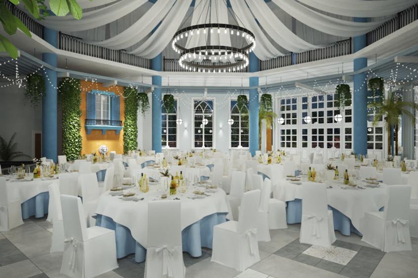 Ресторан, Банкетный зал на 170 персон в ЮАО, м. Царицыно от 3500 руб. на человека