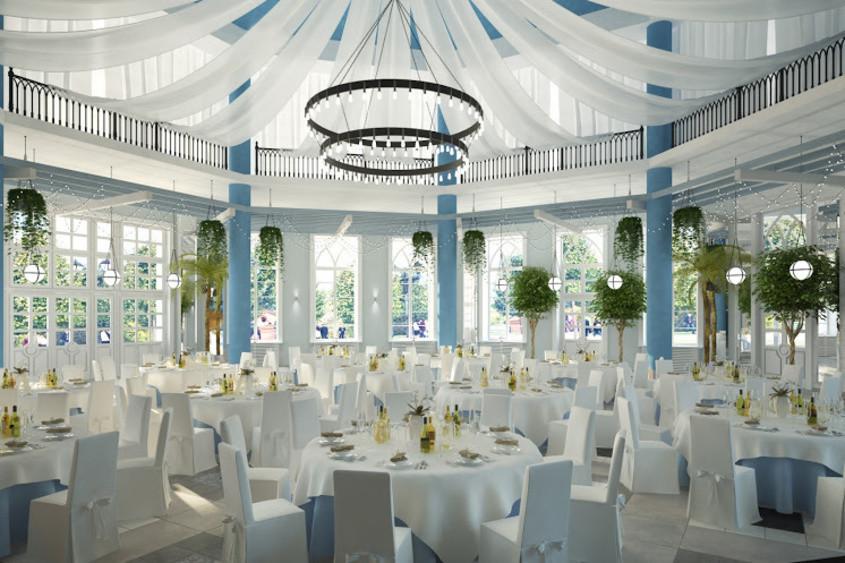 Ресторан, Банкетный зал на 300 персон в ЮАО, м. Царицыно от 3500 руб. на человека